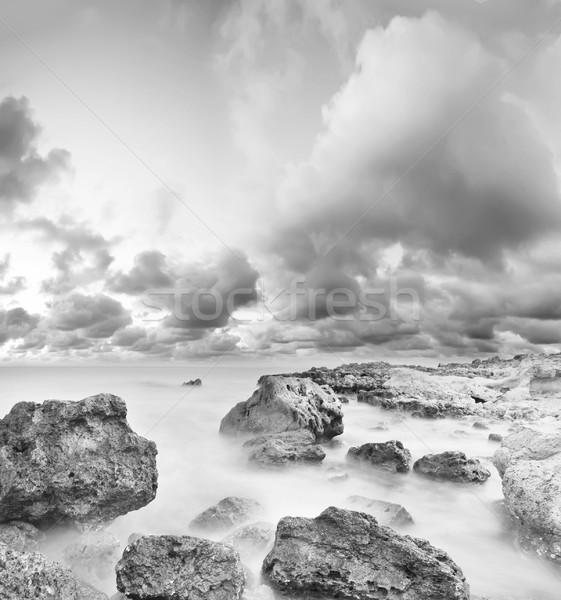 sea coast Stock photo © tycoon