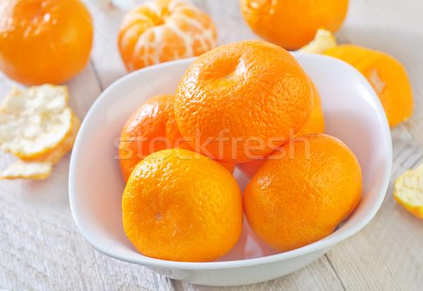 Fa étel levél gyümölcs egészség nyár Stock fotó © tycoon