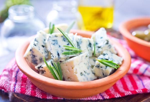 チーズ ブルーチーズ 背景 グループ ファーム ディナー ストックフォト © tycoon