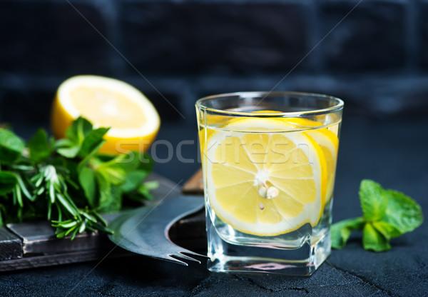 detox drink Stock photo © tycoon