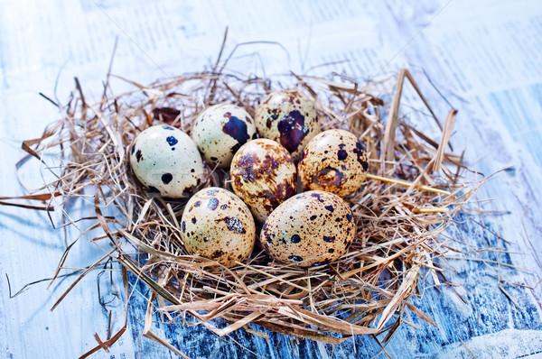 eggs Stock photo © tycoon