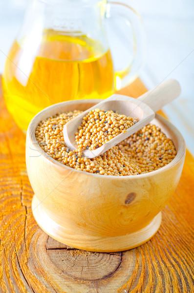 mustard Stock photo © tycoon