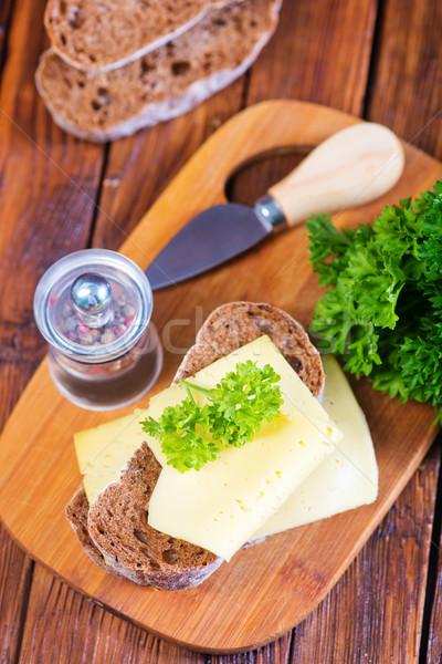 fresh bread Stock photo © tycoon