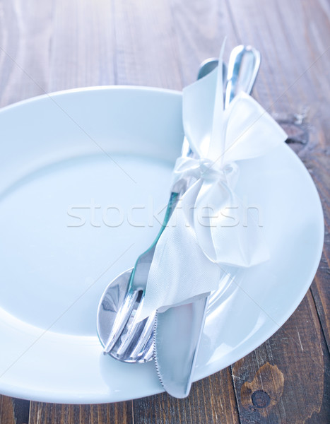 dishware Stock photo © tycoon