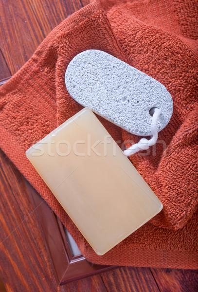 soaps Stock photo © tycoon