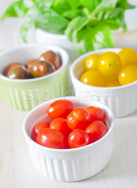 color tomato Stock photo © tycoon