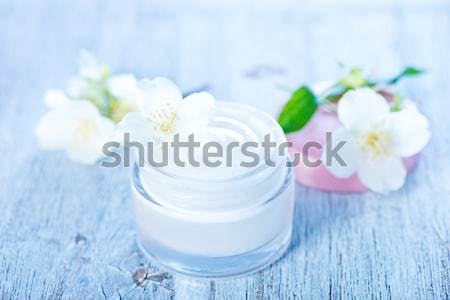 cream for face Stock photo © tycoon