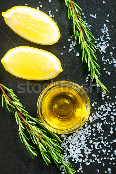 aroma spice on a table Stock photo © tycoon