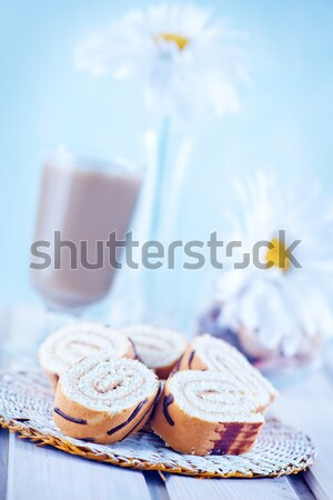 sweet cake Stock photo © tycoon