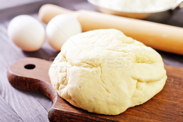 dough Stock photo © tycoon