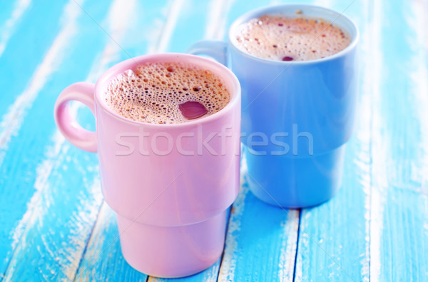 cocoa drink Stock photo © tycoon