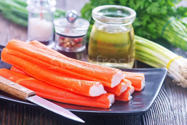 crab sticks Stock photo © tycoon