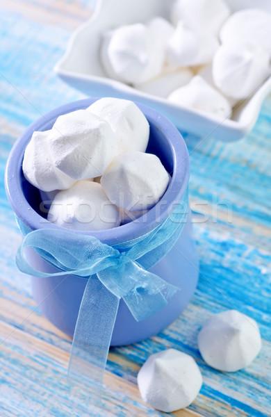 meringue Stock photo © tycoon