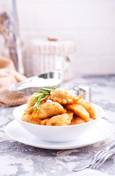 fried dumplings Stock photo © tycoon