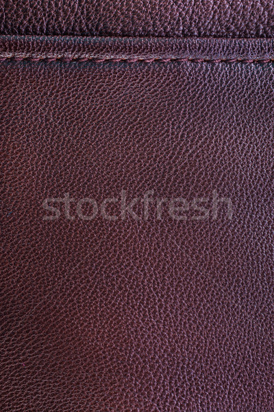 brown leather texture Stock photo © tycoon