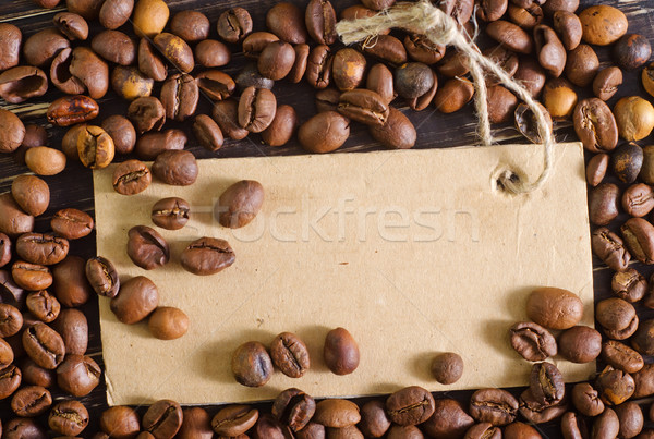 coffee Stock photo © tycoon