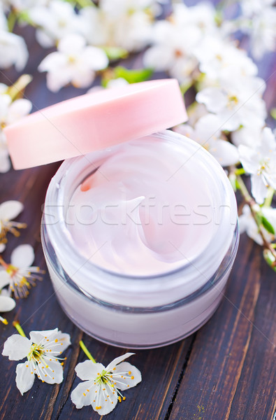 Víz test egészség üveg fürdő fehér Stock fotó © tycoon