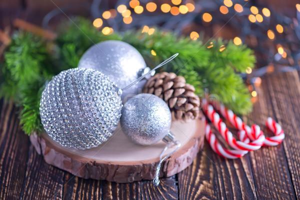 christmas decoration Stock photo © tycoon