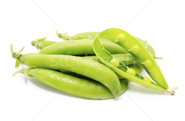 green peas Stock photo © tycoon