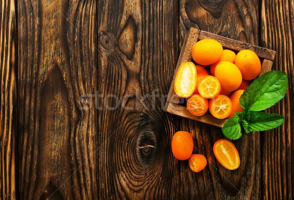 kumquat  Stock photo © tycoon