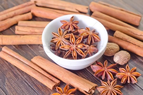 味 香料 香料 食品 生活 烹飪 商業照片 © tycoon