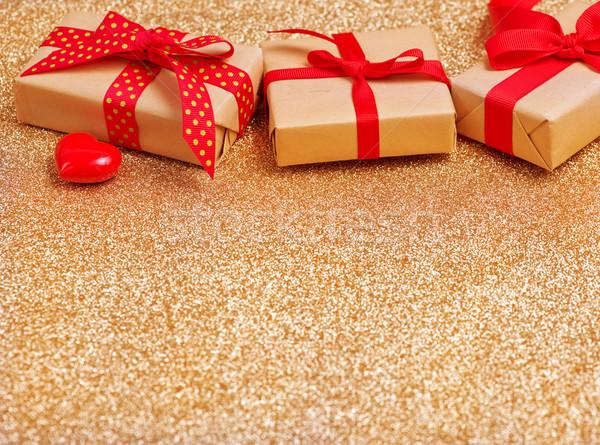 presents Stock photo © tycoon