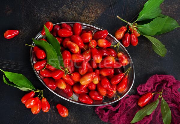 berries Stock photo © tycoon
