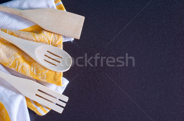 kitchen dishware Stock photo © tycoon