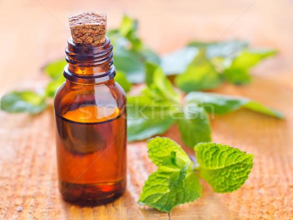 味 油 花卉 葉 綠色 瓶 商業照片 © tycoon