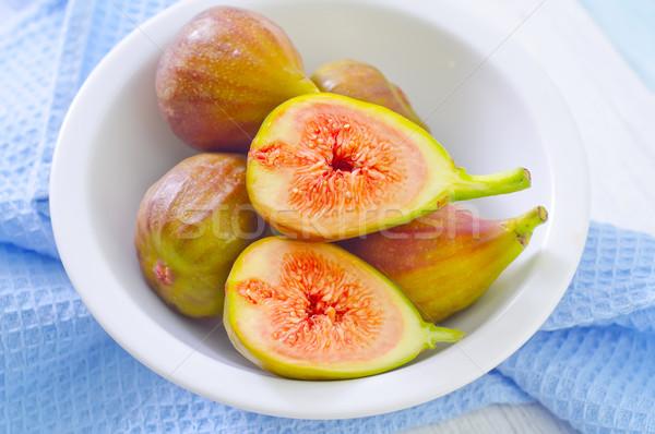 fresh figs Stock photo © tycoon