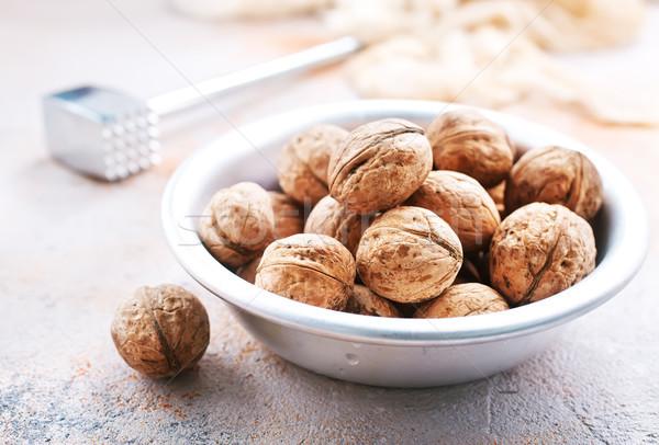 walnuts Stock photo © tycoon