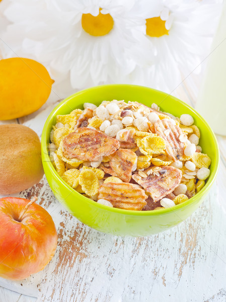 muesli Stock photo © tycoon
