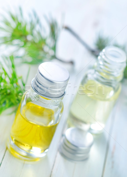 аромат нефть природы массаж бутылку ванны Сток-фото © tycoon