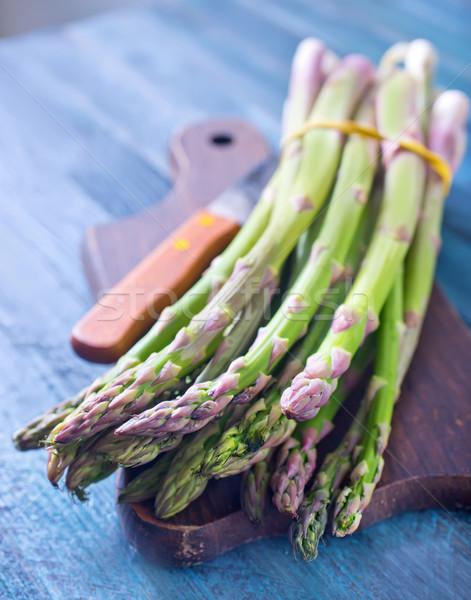 asparagus Stock photo © tycoon
