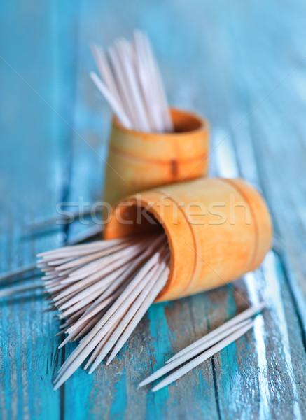 toothpicks Stock photo © tycoon