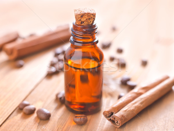 aroma oil Stock photo © tycoon