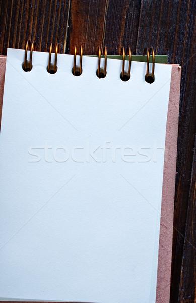 note Stock photo © tycoon