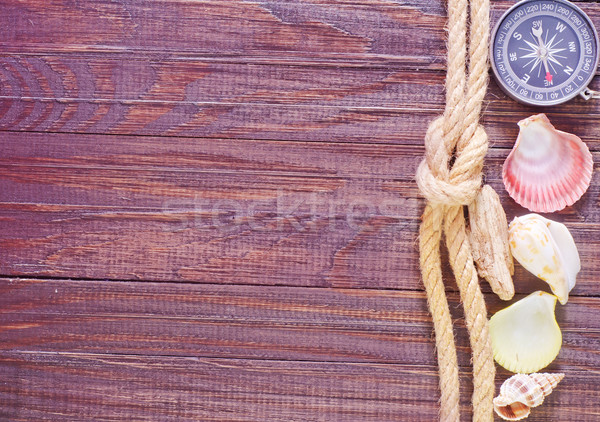 Stock photo: summer background