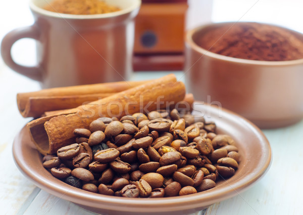 different kind of coffee Stock photo © tycoon