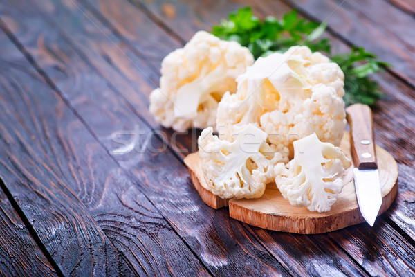 cauliflower Stock photo © tycoon