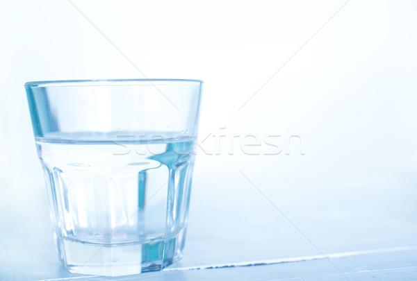 glass water Stock photo © tycoon