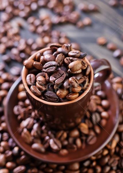 coffee beans Stock photo © tycoon