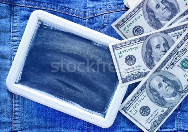 dollars Stock photo © tycoon