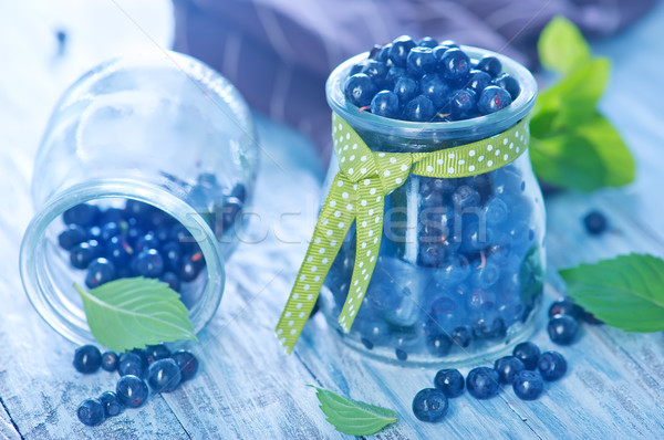 blueberry Stock photo © tycoon