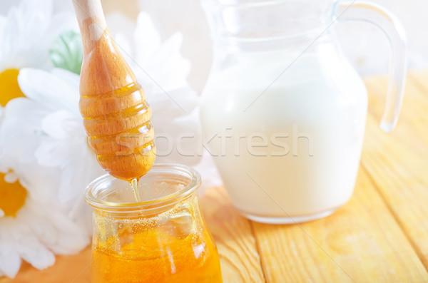Cornflakes voedsel natuur licht home diner Stockfoto © tycoon
