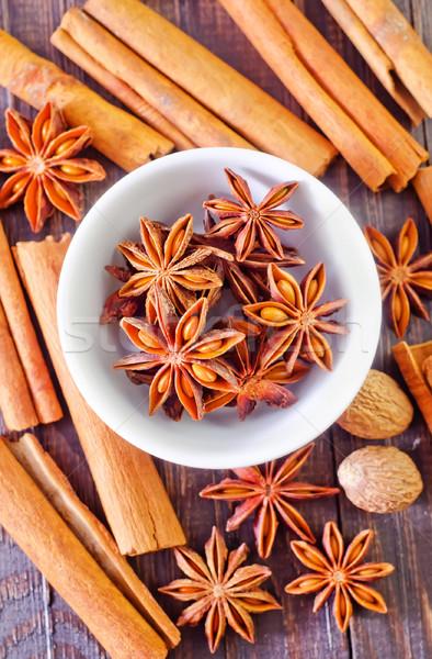 Aroma fűszer étel gyümölcs egészség nyár Stock fotó © tycoon