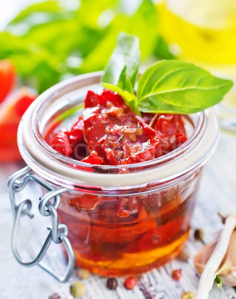 dry tomato Stock photo © tycoon