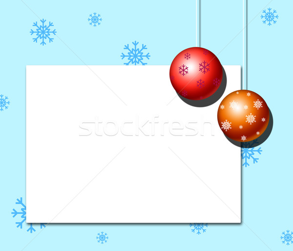 Christmas Stock photo © ukrainec