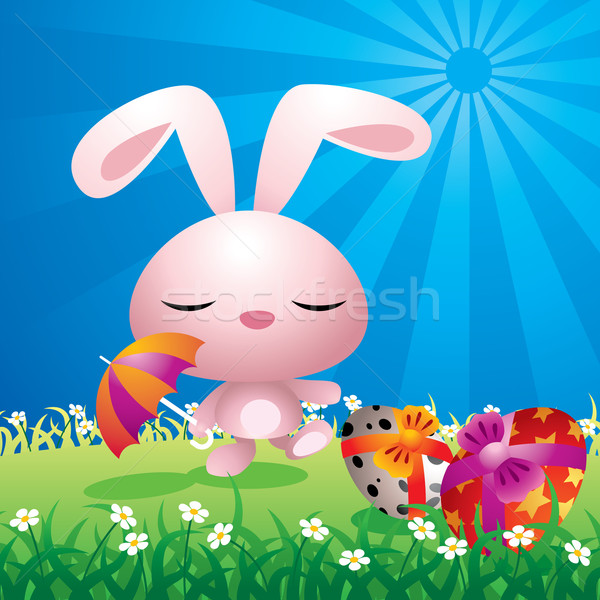 Easter Bunny  Stock photo © UltraPop