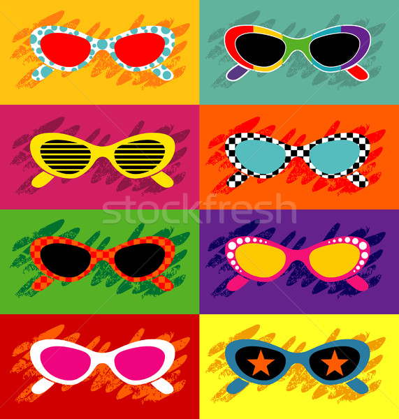 Sunglasses Stock photo © UltraPop